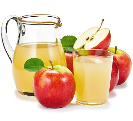 Süssmost: Apfelsaft ist Gesund